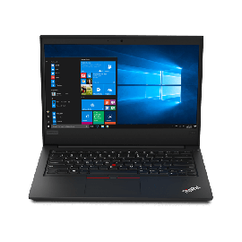 LENOVO ThinkPad E495 - AMD Ryzen 7, 12GB RAM, 256GB + 1TB HDD, Radeon™ RX Vega 10 Graphics - Black