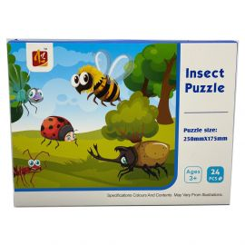 Insect Puzzle 250mmx175mm