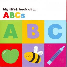LIFT THE FLAP My First Book Of Abcs