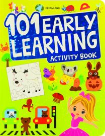 DREAMLAND BOOK 101 Early Learning Activity Book