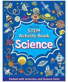 DREAMLAND BOOK Stem Activity Book Science