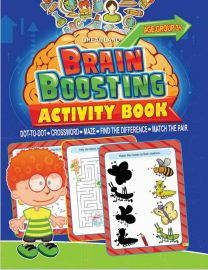 DREAMLAND BOOK Brain Boosting - Match The Pair (AGE 3+)