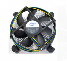 INTEL I7 1366 Copper Fans