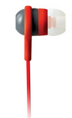 CLIPTEC Earphone BME515 - Red