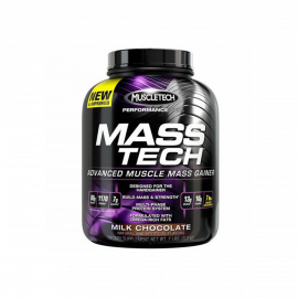 MUSCLE TECH Mass Tech Gainer 7lbs Chocolate