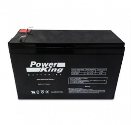 TRUPOWER 12V7AH UPS Battery