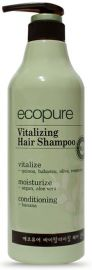 ECOPURE Vitalizing Hair Shampoo (700ml)