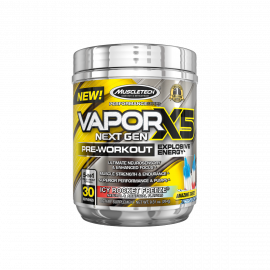 MUSCLETECH Vapor X5 Pre-workout 30 Servings