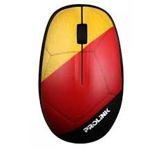 PROLINK Mouse PMW5007 - Red