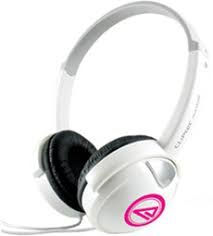 CLIPTEC Headphone BMH739 - Pink