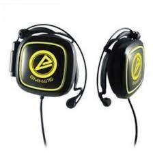 CLIPTEC Headphone BMH416 - Yellow
