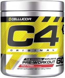 CELLUCOR C4 Original Pre Workout Powder Fruit Punch