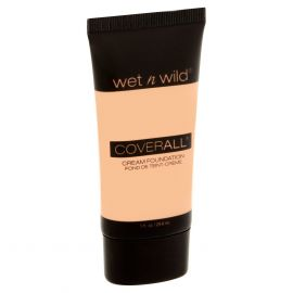 WET N WILD CoverAll Creme Foundation - Medium