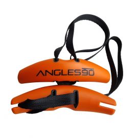 ANGLES90 Grips and Straps for Strength Training