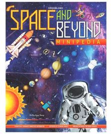 DREAMLAND BOOK Space And Beyond Minipedia