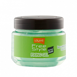 LOLANE Freestyle Fixing Hair Gel Natural Hold