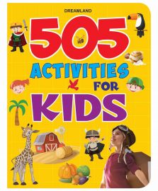 DREAMLAND BOOK 505 Activity Book