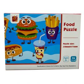 Food Puzzle 250mmx175mm