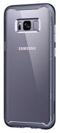 SPIGEN Galaxy S8 Plus Neo Hybrid Crystal Case - Gray Orchid (Case Only)