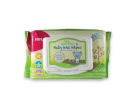 FARLIN Herbal Baby Wet Wipes 85 Pieces