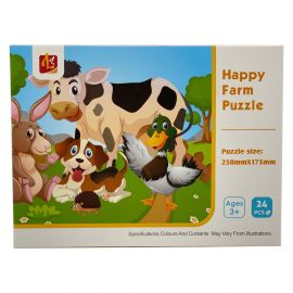 Happy Farm Puzzle 250mmx175mm