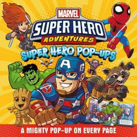 MARVEL SUPER HERO ADVENTURES Super Hero Pop Ups