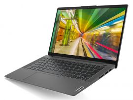"LENOVO 14"" Ideapad Slim 5 - Intel i5, 8GB RAM, 256GB​ HDD, Intel UHD Graphics, NIDIA MX330 Upto 4GB - Platinum Grey"