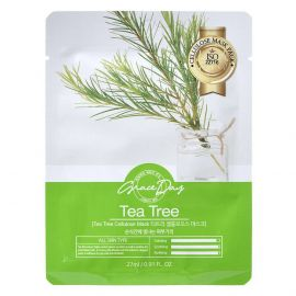 GRACE DAY Tee Tree Cellulose Mask - 1 Sheet