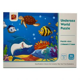 Undersea World Puzzle 250mmx175mm