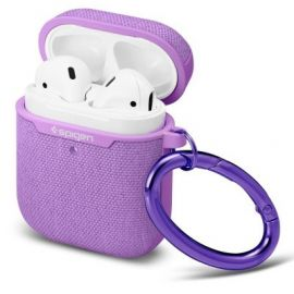SPIGEN AirPods 1st/2nd Gen Urban Fit Case - Purple (Case Only)