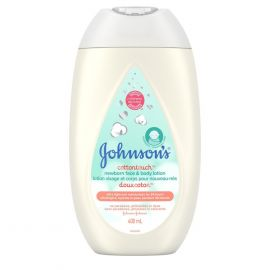 JOHNSON'S CottonTouch Newborn Face and Body Lotion 400ml