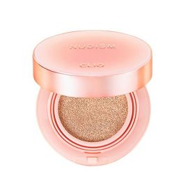 CLIO Nudism Hyaluronic Cover Cushion (ម៉្សៅទ្រនាប់) - 04 (Ginger)