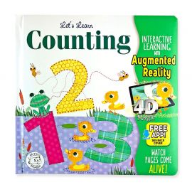 LET'S LEARN COUNTING Little Hippo Books