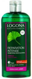 LOGONA Reparation Intense Shampoo with Organic Ginkgo without Sulphates - 250ml