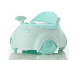 HAOYDIAN Trainer Toilet Seat Baby Potty XD-803 Green