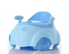 HAOYIDIAN Baby Potty for Toilet Training in Car Design XD-803 - Blue
