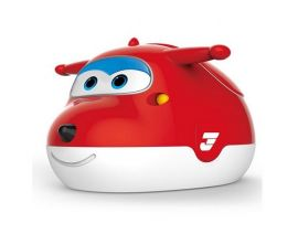 BABY POTTY Potty Seat for Toilet Training in Jet Design FD-8801- Red