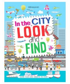 DREAMLAND BOOK In The City Look And Find