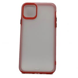 iPhone 11 Pro Max Case - Bright Red
