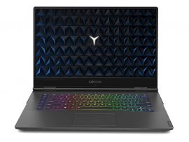 LENOVO Legion Y740 - Intel i7, 8GB RAM, 512GB + 1TB HDD, Intel UHD Graphics 630, NEW RTX 2060 6GB G-Sync - Iron Grey