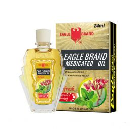 EAGLE BRAND Aromatic Medicated Oil - 24ml