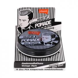 LOLANE Head Up Pomade Hair Styling Strong Hold - 75g