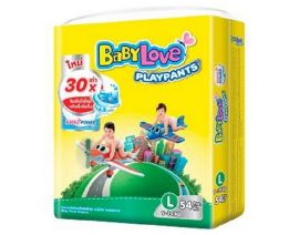 BABYLOVE Play Pants L54