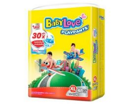 BABYLOVE Play Pants XL48