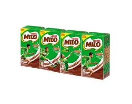 NESTLE Milo 3 in 1 Drink Pack 125ml 4 Pieces