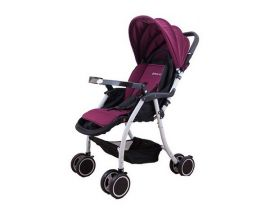 GRACE KIDS Blossom Chic Stroller Purple