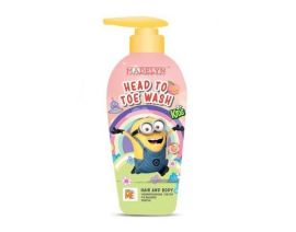 MADELYN Head To Toe Wash Hair & Body Peach 500ml
