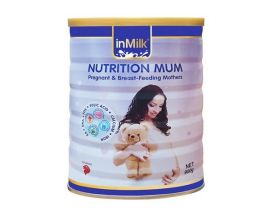 INMILK Nutrition Mum for Pregnant and Breastfeeding Mothers Formula 900g