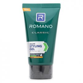 ROMANO Hair Classic Deluxe Styling Gel - 150g