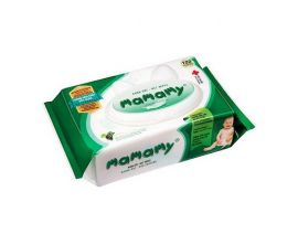 MAMAMY Baby Wipes Unscented 100 Pieces